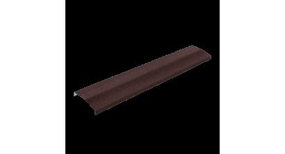Конек ребровой LUXARD мокко, 1250 мм, фото номер 1