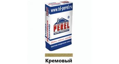 Цветной кладочный раствор PEREL SL 0040 кремовый, 50 кг, фото номер 1