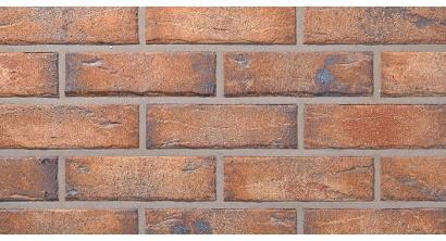 Фасадная плитка клинкерная Roben Manus Java carbon рельефная NF14, 240*14*71 мм, фото номер 1