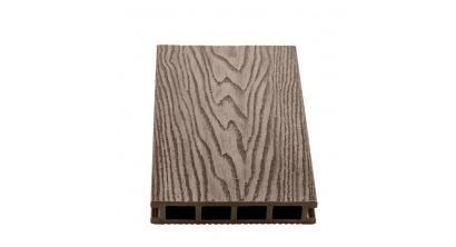 Террасная доска ДПК пустотелая CM Decking Vintage венге, 4000*140*25 мм, фото номер 1