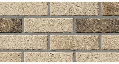 Фасадная плитка клинкерная Roben Manus Salina carbon рельефная NF14, 240*14*71 мм, фото номер 1