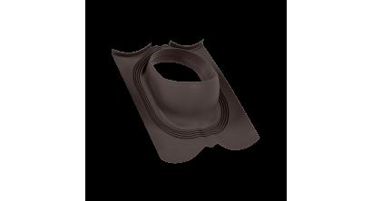 Проходной элемент для Decra (панели Classic) LUXARD, RR32 коричневый, фото номер 1