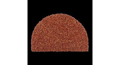 Заглушка полукруглого конька LUXARD, коралл, фото номер 1