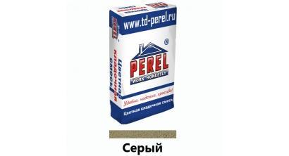 Цветной кладочный раствор PEREL SL 0010 серый, 50 кг, фото номер 1