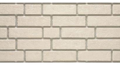 Фасадная плитка клинкерная Stroher Zeitlos 351 kalkbrand рельефная NF14, 240*71*14 мм, фото номер 1