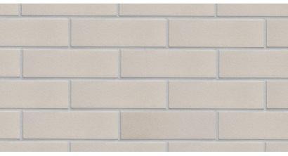 Фасадная плитка клинкерная DeKERAMIK DKK804 горный хрусталь гладкая, NF8, 240*71*8 мм, фото номер 1