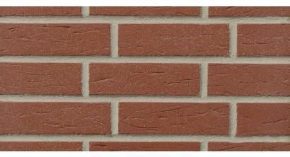 Фасадная плитка клинкерная Stroher Keraprotect 415 breda рельефная NF11, 240*71*11 мм, фото номер 1