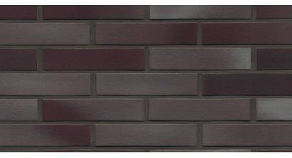 Фасадная плитка клинкерная Feldhaus Klinker R384 Ferrum liso гладкая NF14, 240*14*71 мм, фото номер 1