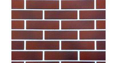 Фасадная плитка под кирпич Paradyz Cloud Brown Duro, 245*65*7,4 мм, фото номер 1
