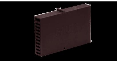 Вентиляционно-осушающая коробочка BAUT 80*60*10 мм, коричневая, фото номер 1