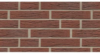 Фасадная плитка клинкерная Feldhaus Klinker R555 Terra antic mana рельефная NF9, 240*9*71 мм, фото номер 1