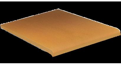 Клинкерная напольная плитка Stroeher Keraplatte Terra 307 weizengelb, 240x240x12 мм, фото номер 1
