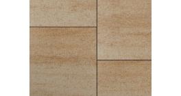 Тротуарная плитка ВЫБОР Квадрат Искусственный камень Степняк, Б.7.К.8 фото