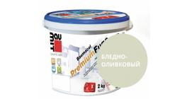 Затирка для швов Baumit Baumacol PremiumFuge бледно-оливковый, 25 кг фото