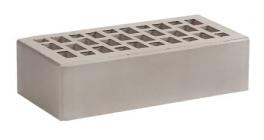 Кирпич керамический облицовочный пустотелый Воротынский Серебро гладкий УС 250*120*65 мм фото