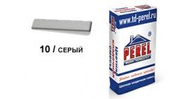 Цветной кладочный раствор PEREL NL 0110 серый, 50 кг фото