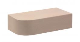 Кирпич керамический облицовочный полнотелый КС-керамик Камелот-Шоколад гладкий  250*120*65 R60 фото