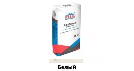 Затирка для брусчатки водонепроницаемая PEREL RodStone Шов-литой 0942 белый, 25 кг фото