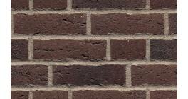 Кирпич клинкерный облицовочный пустотелый Feldhaus Klinker K697 Sintra geo рельефный 215*102*65 мм фото