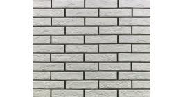 Искусственный камень Балтфасад Терракот белый 198х48 мм фото