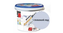 Затирка для швов Baumit Baumacol PremiumFuge голубой лед, 25 кг фото