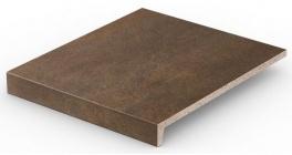 Клинкерная ступень прямоугольная Stroeher Loftstufe Asar 640 Maro, 294*340*35*11 мм фото