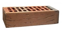 Кирпич керамический облицовочный пустотелый Konigstein Марксбург Серый 1НФ УС, 250x120x65  фото