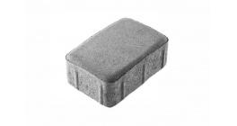Тротуарная плитка Меликонполар Классика-3 14П.8 серый, 172x115x80 мм фото