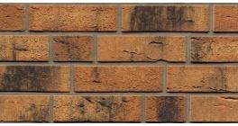 Фасадная плитка клинкерная Feldhaus Klinker R286 Nolani рельефная NF9, 240*9*71 мм фото