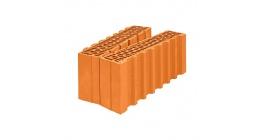 Поризованный блок Porotherm 51 1/2 доборный элемент 14,3 НФ (510*250*219 мм) фото