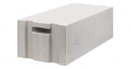 Газобетон СК блок ГБ пазгребень с захватом D400, 600*250*250 мм фото
