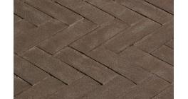 Клинкерная тротуарная брусчатка ручной формовки Penter Mastiekt, 240х65х80 мм фото