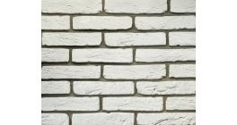 Искусственный камень Балтфасад Петровский белый 290х60 мм фото
