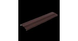 Конек ребровой LUXARD мокко, 1250 мм фото