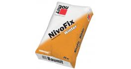 Клеевой состав на цементной основе Baumit NivoFix Winter, 25 кг фото