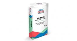 Штукатурно-клеевая смесь PEREL Termix-M 0320, 25 кг фото