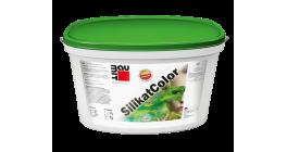Силикатная краска Baumit SilikatColor, 14 л фото