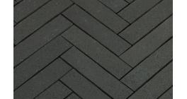 Брусчатка тротуарная клинкерная Penter Baltic Grafit, 250x60x52 мм фото