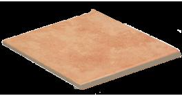 Клинкерная напольная плитка Euramic Cavar E542 passione, 294x294x8 мм фото