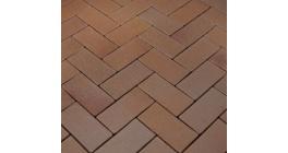 Брусчатка тротуарная клинкерная Penter Lausitz, 200x100x52 мм фото