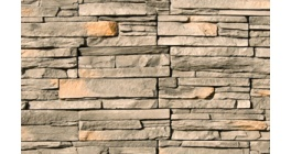 Искусственный камень White Hills Кросс Фелл угловой элемент цвет 107-85 фото