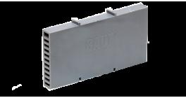Вентиляционно-осушающая коробочка BAUT 115*60*10 мм, темно-серая фото