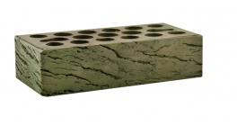 Кирпич керамический облицовочный пустотелый Kerma Premium Olive Strong 1NF 250×120×65 фото
