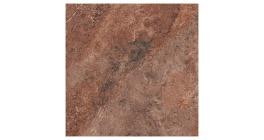 Клинкерная напольная плитка Interbau Abell 271 Красно-коричневый, 310х310мм фото