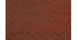 Клинкерная тротуарная брусчатка ручной формовки Penter Paviona 200х50х85 мм фото