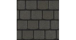 Мягкая кровля CertainTeed Highland Slate (2,98 м2/уп) Smokey Quartz фото