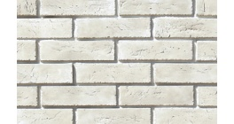 Искусственный камень White Hills Терамо брик 2 угловой элемент цвет фото