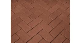 Брусчатка тротуарная клинкерная Penter Weserbergland, 200x100x52 мм фото
