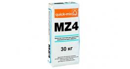 Цементная грунтовка для машинного нанесения методом набрызга quick-mix MZ 4, 30 кг фото