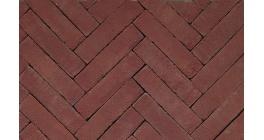 Клинкерная тротуарная брусчатка ручной формовки Penter Paviona tumbled 200х50х85 мм фото